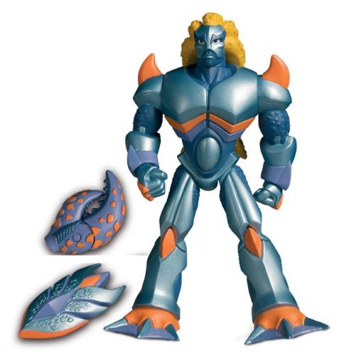Toby 12cm Sea Lord + Accessories - Gormiti LONR Wave 2 - Flair