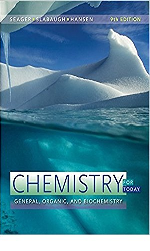 Chemistry for Today: General, Organic, and Biochemistry (English Edition)