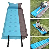 Specification:External Material: Composite Cloth nternal Material: High Resilience Foam Color: Blue + Grey Unrolled Size: 192 x 65 x 5cm/75.59 x 25.59 x 1.97inch Rolled up Size: 65 x 17cm/25.59 x 6.69inch Weight: Approx.1486g Features:21 dots design,...