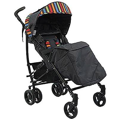 ABC-Design Amigo Kinderwagen (Mehrfarbig)