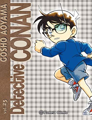Detective Conan nº 25 (Manga Shonen) por Gosho Aoyama