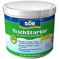 Söll 12080 TeichStarter - Der Universal-Wasseraufbereiter - 500 g