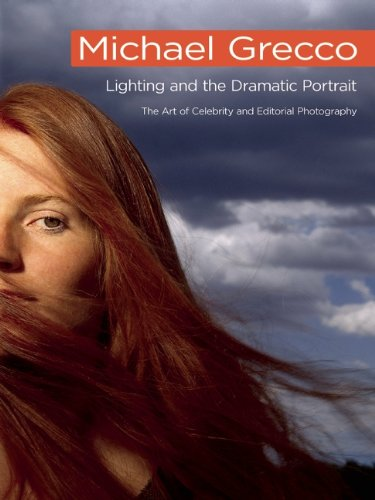 Lighting and the Dramatic Portrait: The Art of Celebrity and Editorial Photography (English Edition)