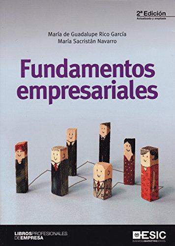 Fundamentos empresariales (2ª ed. - 2017) (Libros profesionales)