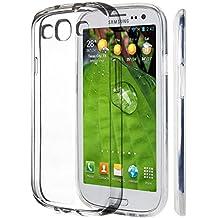 Samsung Galaxy S3 / S3 Neo Funda, iVoler TPU Silicona Case Cover Dura Parachoques Carcasa Funda Bumper para Samsung Galaxy S3 / S3 Neo, [Ultra-delgado] [Shock-Absorción] [Anti-Arañazos] [Transparente]- Garantía Incondicional de 18 Meses