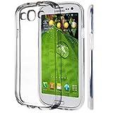 Samsung Galaxy S3 / S3 Neo Coque, iVoler [Liquid Crystal] Case Coque Housse Etui Ultra Hybrid TPU Silicone,[Extrêmement Mince Souple et Flexible] [Peau Transparente] [Shock-Absorption Bumper et Anti-Scratch Effacer Back] pour Samsung Galaxy S3/S3 Neo (Bumper - HD Clair) -Garantie de Remplacement de 18 Mois