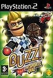 Buzz Sports Quiz Solus [no buzzers] (Playstation 2) [Edizione: Regno Unito]