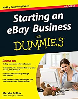 Starting an eBay Business For Dummies by [Collier, Marsha]