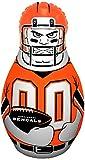Best Tackle Bag - NFL Cincinnati Bengals Tackle Buddy Inflatable Punching Bag Review