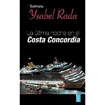 La última noche en el Costa Concordia