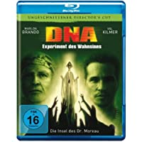 DNA - Experiment des Wahnsinns [Blu-ray]