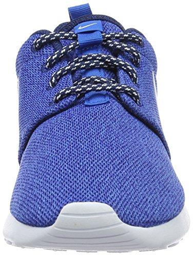 NikeRoshe One - Scarpe da Ginnastica Basse Donna Blu (Coastal Blue/White-Blue Spark)