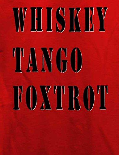 Whiskey Tango Foxtrot T-Shirt Rot