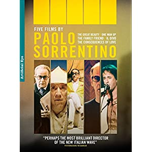 Five Films by Paolo Sorrentino (5 Disc Set) [DVD]