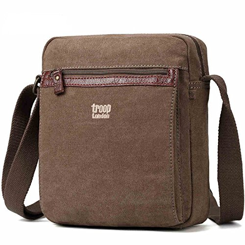 La borsa per iPad Marrone