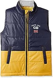 Pepe Jeans Boys Jacket (PIBT200601_Mid-Blu_8)