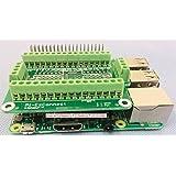 Alchemy Power Inc.–pi-ezconnect–Raspberry Pi 2e Raspberry Pi 3GPIO connettore. Un cappello a Connect GPIOs e sensori ad un lampone pi-3e pi-2.