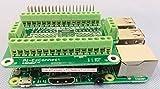 Alchemy Power Inc.-pi-ezconnect-Raspberry Pi 2e Raspberry Pi 3GPIO connettore. Un cappello a Connect GPIOs e sensori ad un lampone pi-3e pi-2.