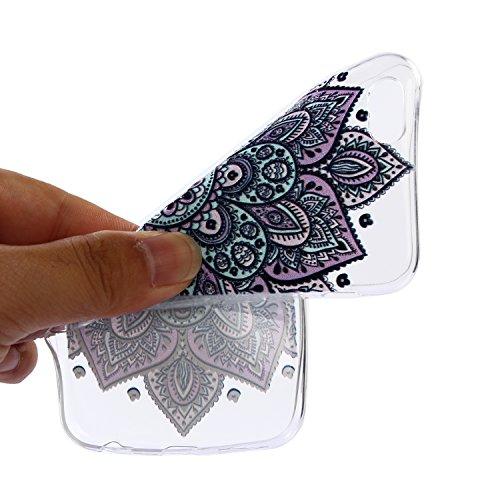iPhone 6 Hülle, Voguecase Silikon Schutzhülle / Case / Cover / Hülle / TPU Gel Skin für Apple iPhone 6/6S 4.7(Teppich 12) + Gratis Universal Eingabestift Teppich 12