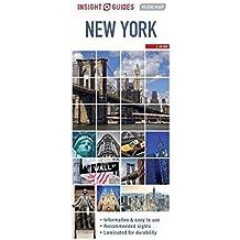 Insight Guides Flexi Map New York City (Insight Flexi Maps)