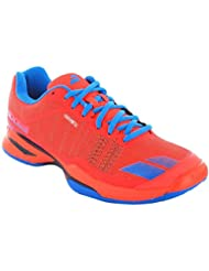 Zapatilla De Padel Babolat Jet Team Clay Men Red-42