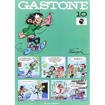Gastone, Tome 10 : Edition en corse