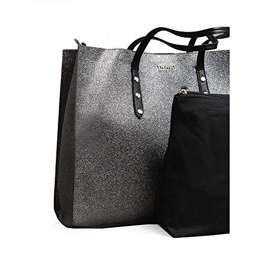 49bfd231aff76e Zoom IMG-3 twinset 191ta7240 shopping bag donna