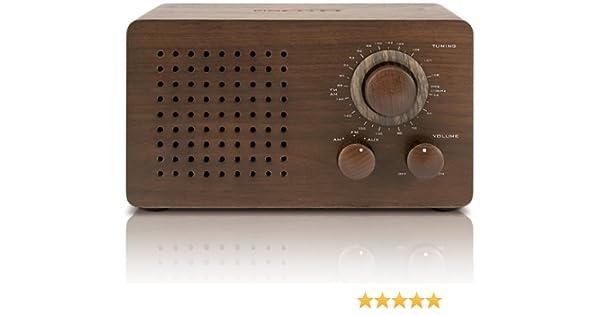 6b03b9037c5 Scott RX 20 W Radio Retro Echtholz Tuner AM FM Lautsprecher integriertem   Amazon.de  Heimkino