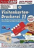 Visitenkarten-Druckerei 11, 1 DVD-ROM m -