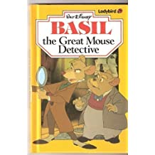 Basil, the Great Mouse Detective (Book of the Film) by Disney, Walt (January 29, 1987) Hardcover