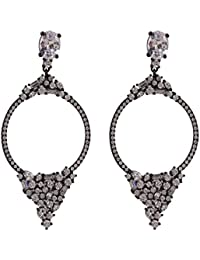 Shaze Bella Earrings For Womens |Earrings For Girls | Earrings For Girls Fancy Party Wear | Earrings For Womens...