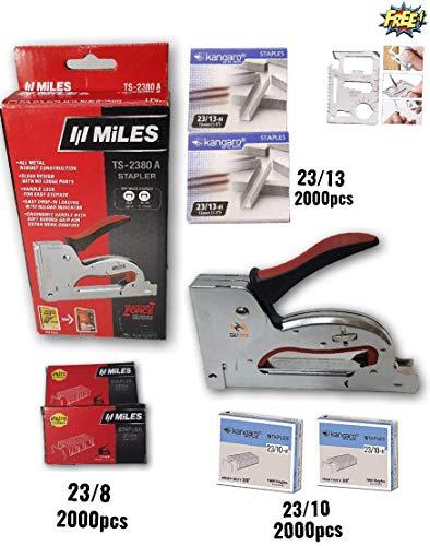 Tools Centre Kangaro Miles TS-2380A Pistola grapadora