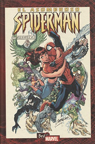 El asombroso Spiderman por Straczynski 4