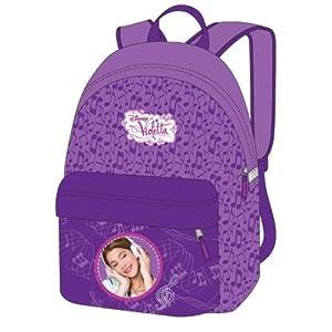 Mochila Violetta Disney Love & Music grande 263