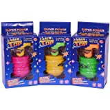 Laser Top Spinning Top with LED Light and Laser Toy (Color May Vary)(PACK OF ONE))