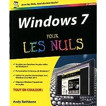 Windows 7, 3e Pour les Nuls