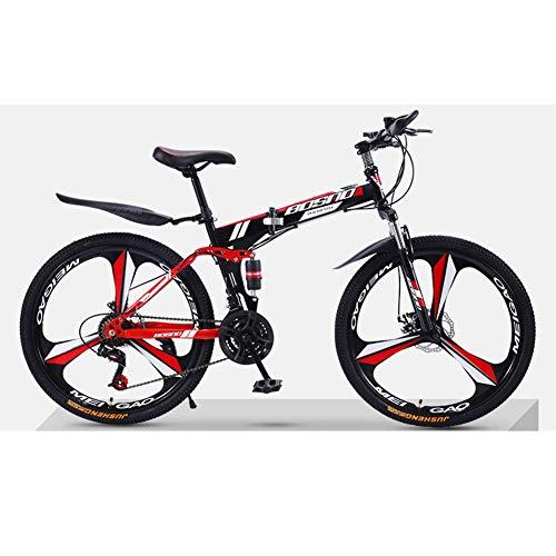 KP&CC Rueda De 3 Cuchillas Bicicleta De Montaña Adulto