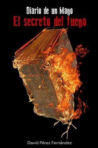 El secreto del fuego (Diario de un mago nº 1) por David Pérez Fernández