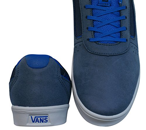 Vans Numeral M, Baskets Basses Homme Navy blue