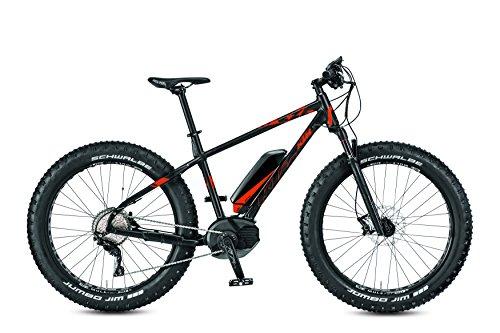 KTM E-Bike Macina Freeze 261 26″ E-Fatbike 500Wh Bosch Performance CX RH43 2017