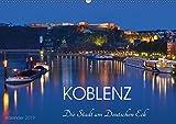 Koblenz Die Stadt am Deutschen Eck (Wandkalender 2019 DIN A2 quer): Eine Koblenzerin zeigt Ihnen ihre Stadt (Monatskalender, 14 Seiten ) (CALVENDO Orte)