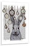 artboxONE Poster 30x20 cm Film Tiere