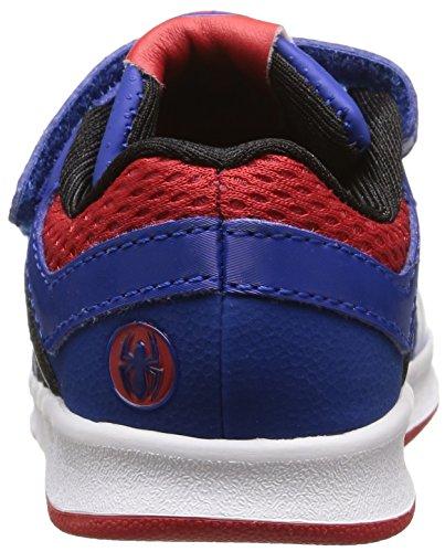 adidas Unisex Baby Disney Spider-Man Lauflernschuhe Bleu (Collegiate Royal/Core Black/Scarlet)