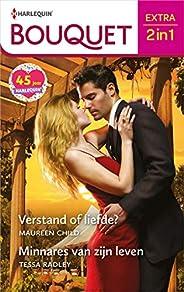 Verstand of liefde? / Minnares van zijn leven (Bouquet Extra Book 558)