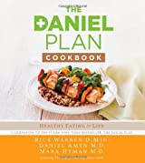The Daniel Plan Cookbook: Healthy Eating for Life by Rick Warren (2014-02-18)