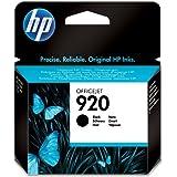 HP 920XL Officejet - Cartucho inyección tinta, 420 página, color negro