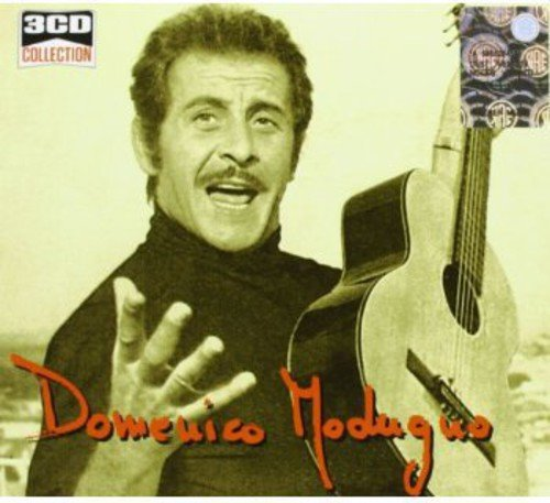 Collection Domenico Modugno (Box 3 Cd)
