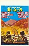 R.A.S. Affiche du film Poster Movie R.A.S. (11 x 17 In - 28cm x 44cm) Belgian Style A