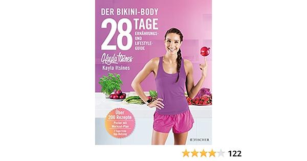 28 Tage Bikini-Diät