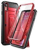 SupCase Coque iPhone XR, Coque Intégrale de Protection Robuste Anti-Choc avec...